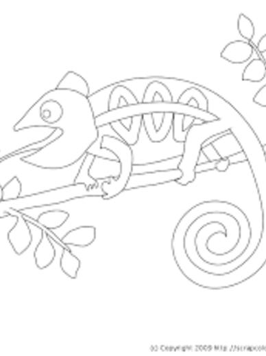 Des dessins de la Réunion à colorier pour les petits