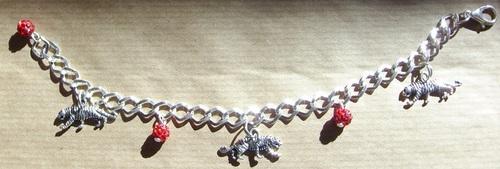 bracelet guépard
