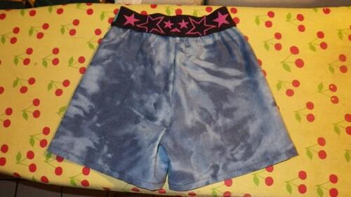 Des shorts facile à enfiler
