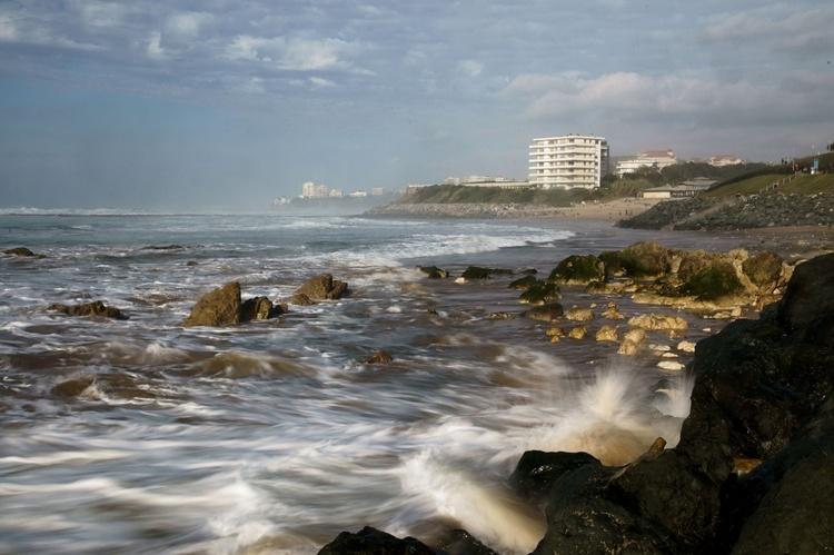 Toussaint à Biarritz
