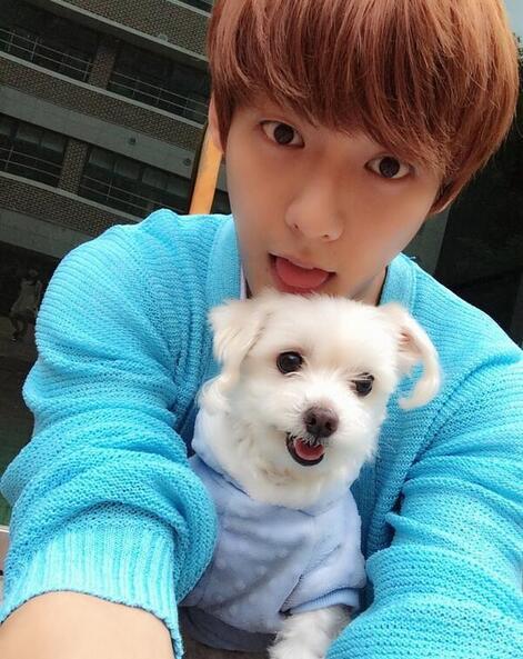 Minhyuk's birthday<3<3