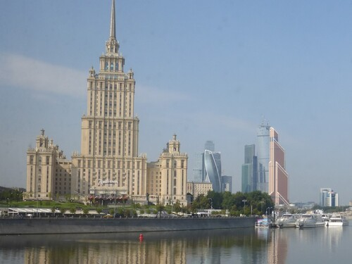 Croisière Russie- Jour 9- MOSCOU suite 1