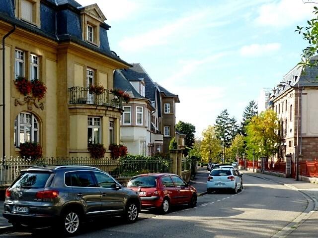Rue de Salis Metz 12 Marc de Metz 12 10 2012