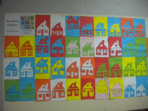 Nos premières maisons de l'année