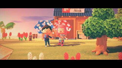 Mrs Swadloon joue à Animal Crossing : épisode 1