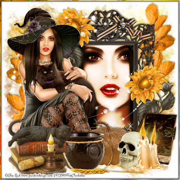 Taya the witch
