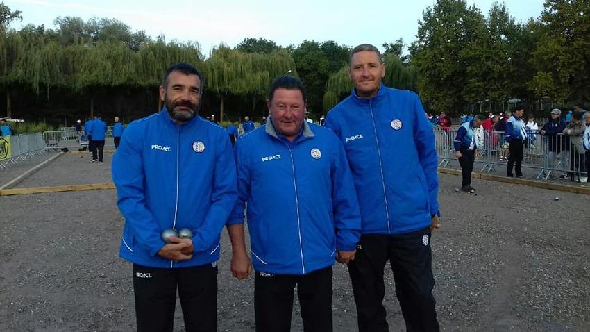 Championnat de France Triplette Masculin