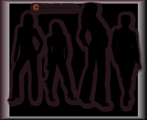 Tube silhouette 2923