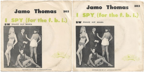 JAMO THOMAS & The Party Brothers