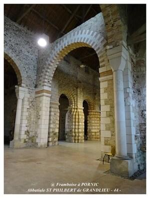 Abbatiale St Philbert de grandlieu
