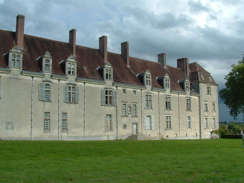 Journée patrimoine en limousin : Nouic, le chateau du Fraisse, il appartient à la même Famille depuis l'an 1220