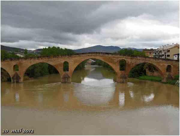 (J46) Cirauqui / Uterga 20 mai 2012