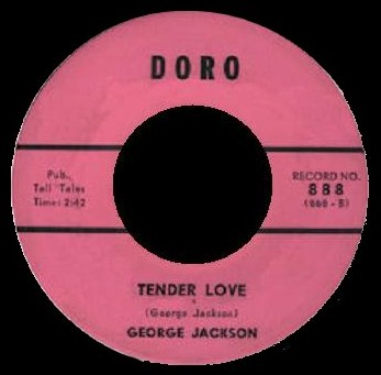 George Jackson - Tender Love