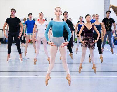 dance ballet ballet class ballet movement