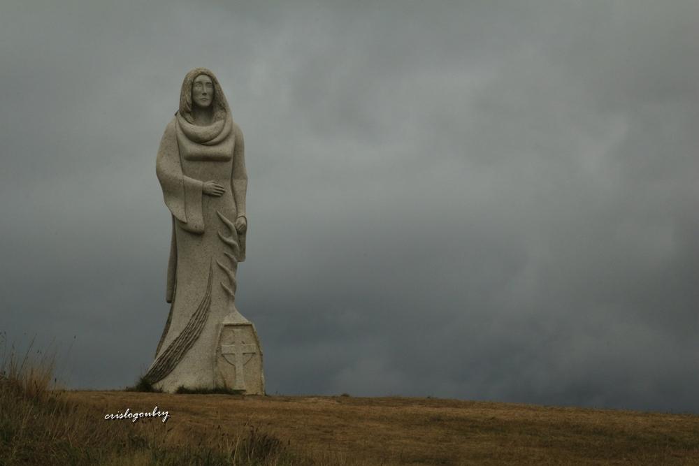 La vallée des saints à Carnoêt (1)