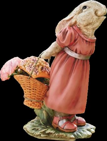 Animaux et Personnages de Pâques Série 9