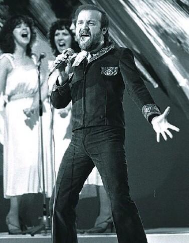 Colm Wilkinson 1977