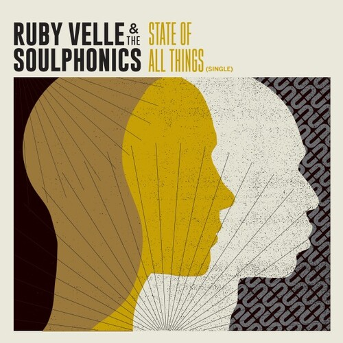 Ruby Velle & The Soulphonics - State Of All Things (2018) [Soul Funk]