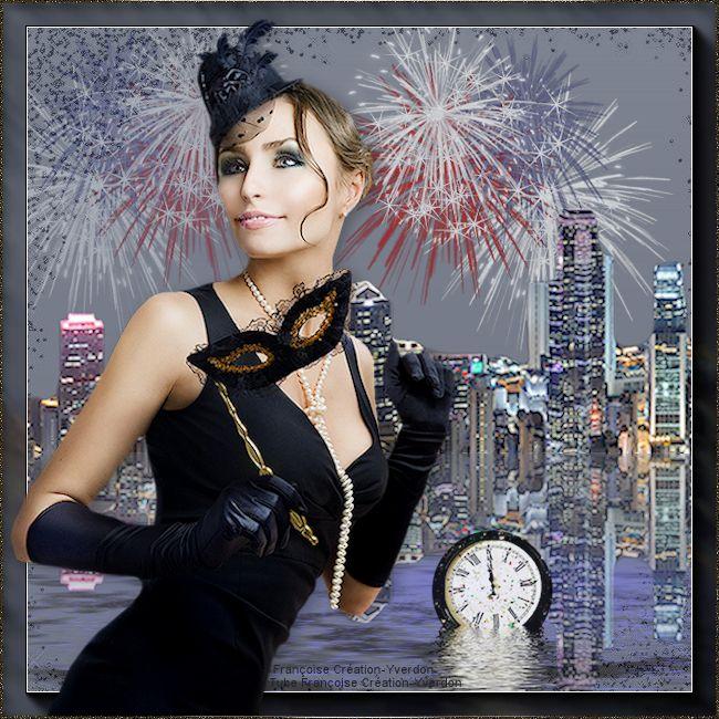 Créations Nouvel An 2014