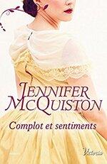 Chronique Complot et sentiments de Jennifer McQuiston