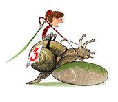 15-course-d'escargot | PrincessH Illustratrice et Scénariste