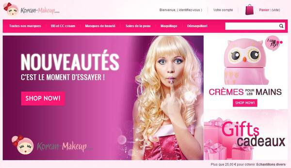 Back to basics - Les masques Strawberry Yogurt de My Beauty Diary