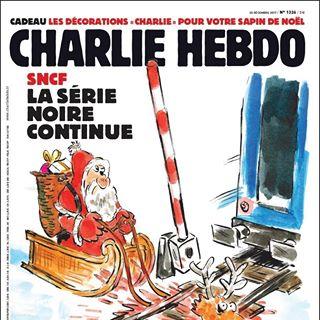 La UNE du dernier numéro de Charly Hebdo me fait pense à cet article intitulé « Le délire continue *** Un article de Jacques CROS