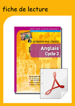 Vuibert - Je prépare ma classe Anglais Cycle 3