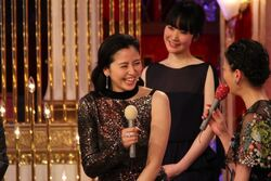 Nagasawa Masami et Kazumi Arimura 39ème Japan Academy Awards