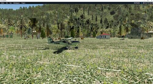 XP - Expédition en Papouasie