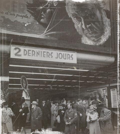 le cinema sous Vichy de 1940 à 1944
