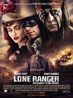 Lone Ranger Naissance d'un héros affiche