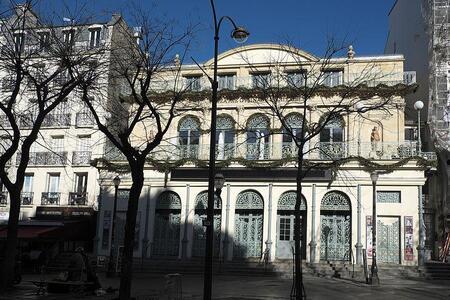 Le 10ème arrondissement de Paris
