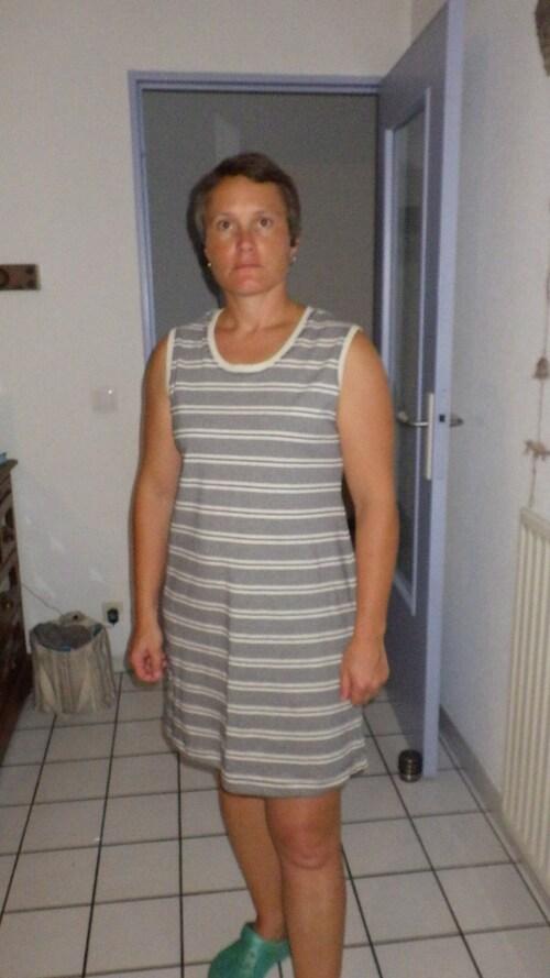 Et 2 robes pour moi
