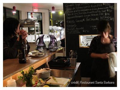 Restaurant:  restos 2013, #9: Santa Barbara