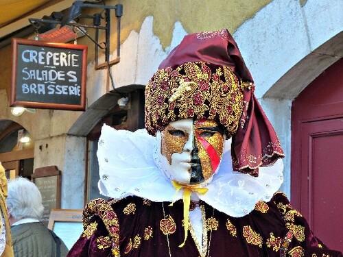 Carnaval vénitien d'Annecy (Partie 1)