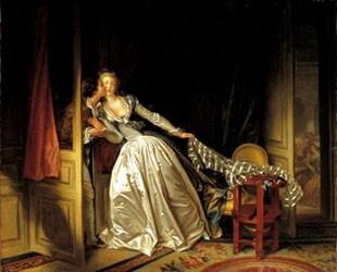 Fragonard baiser dérobé