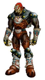 Ganondorf, the Evil King - <i>Ocarina of Time 3D</I>