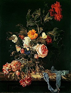 Still-Life-with-Poppies-and-Roses-xx-Willem-van-Aelst