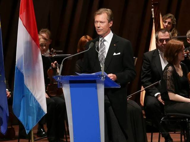 Jour de Fête Nationale au Grand-Duché de Luxembourg