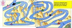 Labyrinthes au CP : se repérer dans l'espace