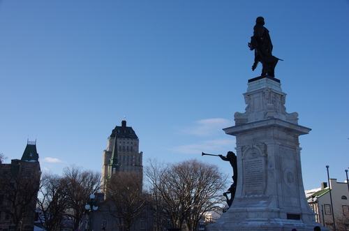Quelques heures à Québec