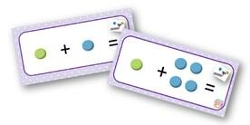 Cartes pour matériel mathématique