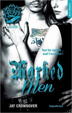 """Marked Men"" Saison 2 de Jay Crownover"