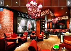 Jouer à Modern chinese house escape