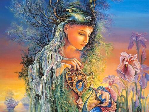 Belles Images Josephine Wall 4