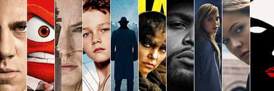 [Bilan] Liste et critiques cinéma en 2015