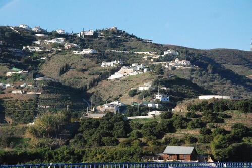 Des paysages andalous.