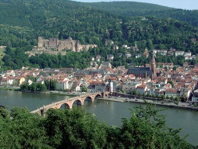 Blog de lisezmoi :Hello! Bienvenue sur mon blog!, L'Allemagne : Bade-Wurtemberg - Heidelberg -