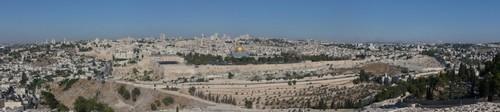 face à Jérusalem